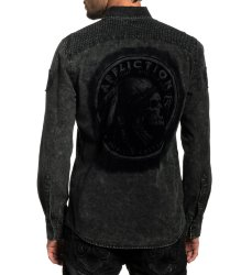 Рубашка муж. Affliction MOTOR SPIRIT L/S WOVEN