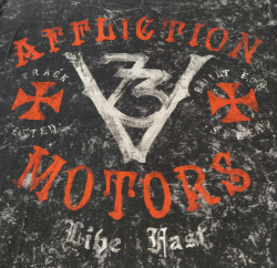 Футболка юн. Affliction MOTORS EVENT