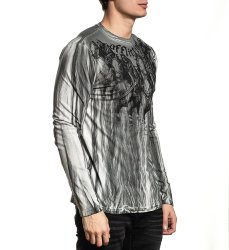 Лонгслив муж. Affliction FOUR HORSEMAN REVIVAL L/S