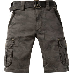 Шорты муж. Affliction GUNSMOKE CARGO SHORT