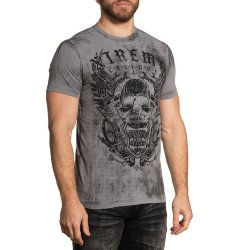 Футболка муж. Xtreme Couture METAL SHOP S/S