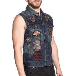 Жилетка муж. Affliction Just Right Vest