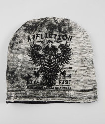 Шапка двусторонняя Affliction VALUE FREEDOM DUSK REV.BEANIE