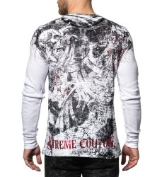 Пуловер муж. Affliction BRAVADO L/S THERMAL