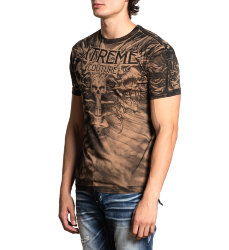 Футболка муж. Xtreme Couture CHARRED REMAINS S/S TEE