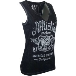 Майка жен. AFFLICTION CA MOTOR TANK