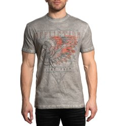 Футболка муж. Affliction AC TRAILHEAD S/S TEE