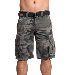 Шорты муж. Affliction THE GREAT GENERAL CARGO SHORT