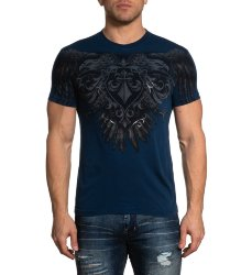 Футболка муж. Affliction DARTMUTH S/S TEE